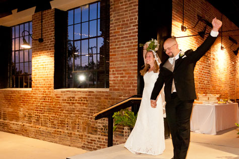 Silk Mill Wedding