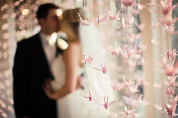 paper-cranes-wedding