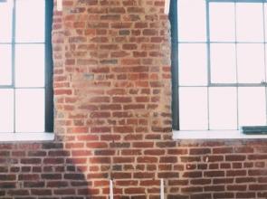 lauren moore head table factory windows